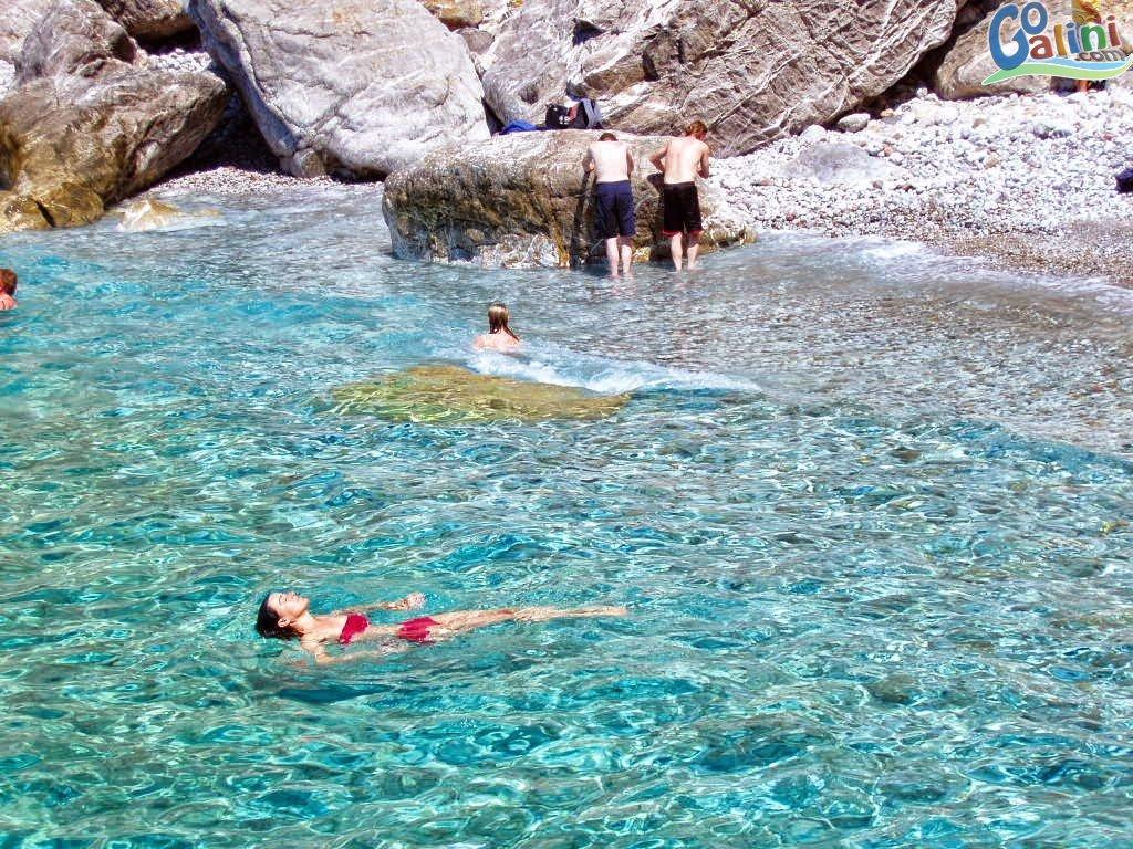 Paximadia Islands Crete South Of Agia Galini
