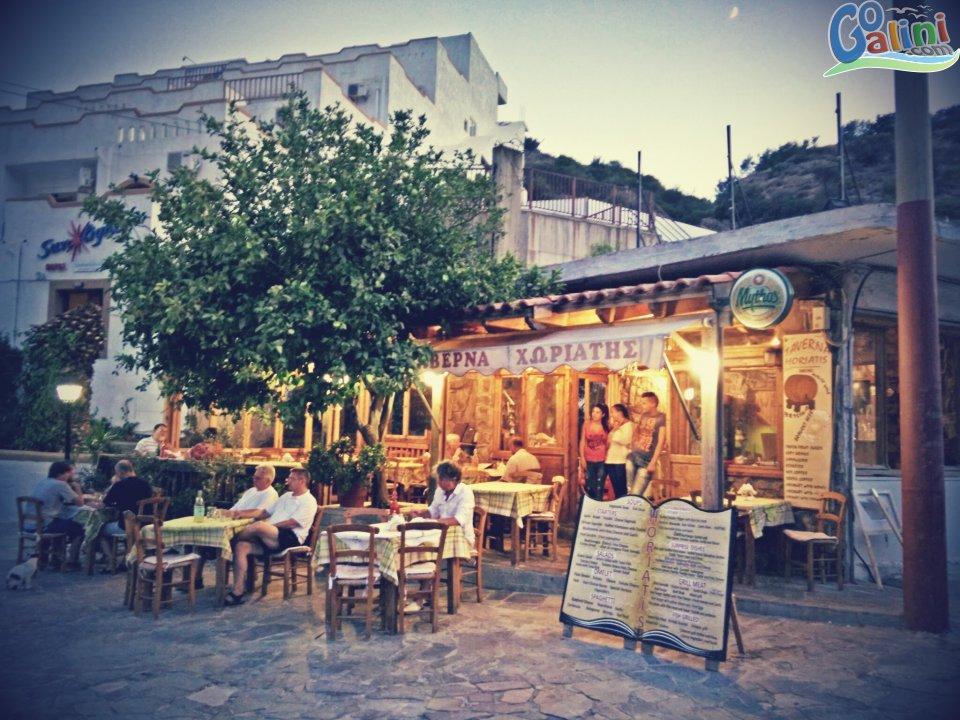 Taverna Horiatis In Agia Galini