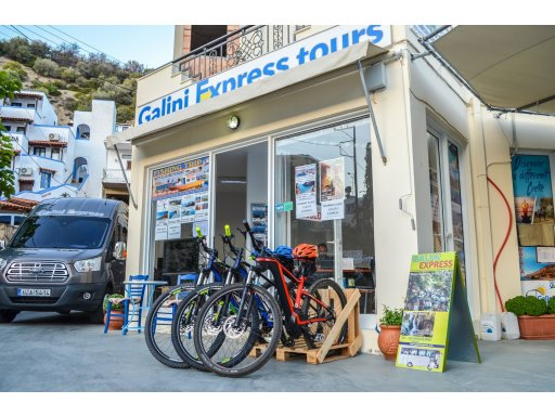 Agia Galini Tours and cycling