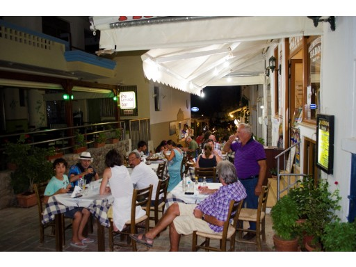 Fish Tavern Faros Agia Galini