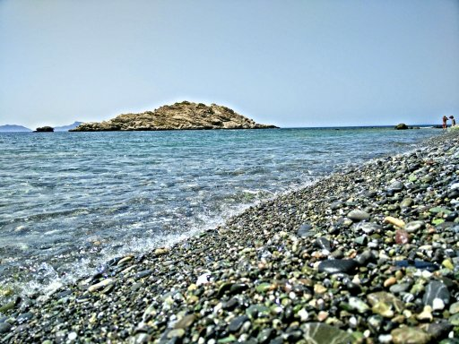 Prasonisi Beach South Crete
