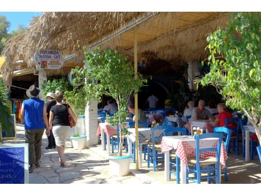 Potamida Taverna Agia Galini