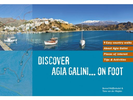 Discover Agia Galini...On Foot